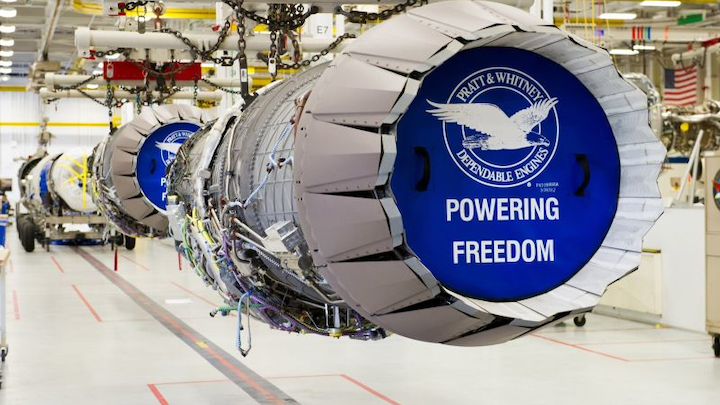 Pratt & Whitney wins $2B to deliver 135 F135 propulsion systems for all F-35 military aircraft variants