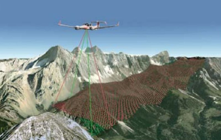 GPI Geospatial selects RIEGL LiDAR system for complex airborne mapping missions