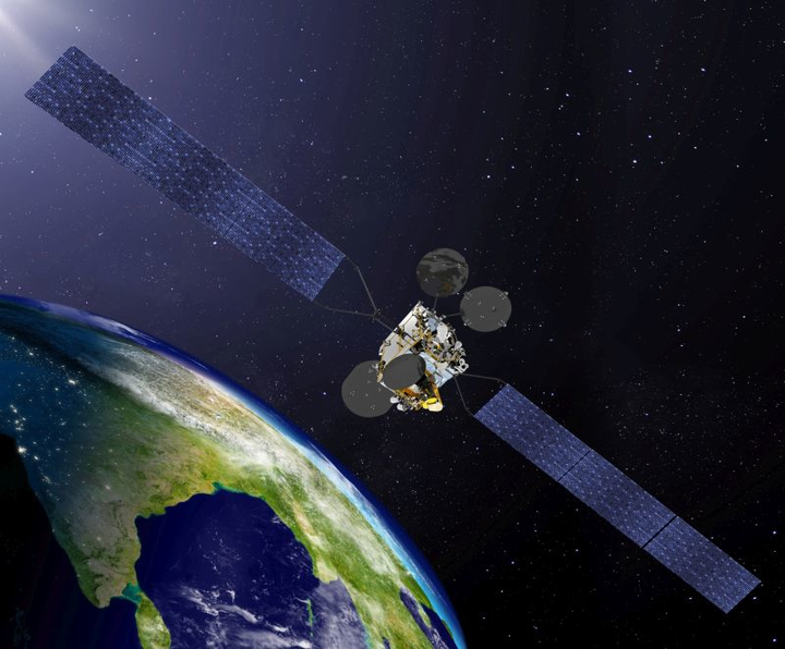 Bangabandhu Satellite-1 by Thales Alenia Space launches on SpaceX rocket to narrow digital divide