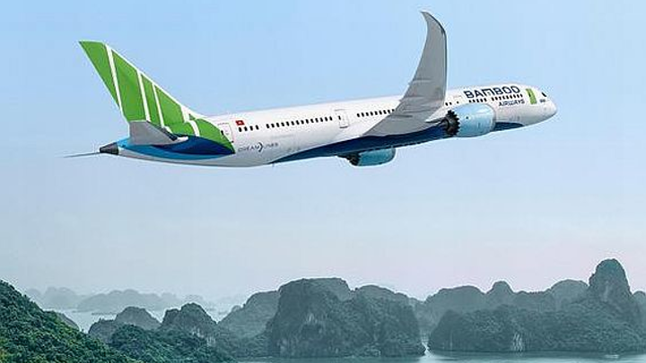 Start-up carrier Bamboo Airways orders 20 Boeing Dreamliner commercial passenger jets