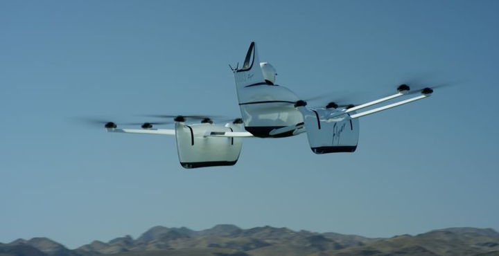 Kitty Hawk now accepting pre-orders for Flyer all-electric VTOL aircraft