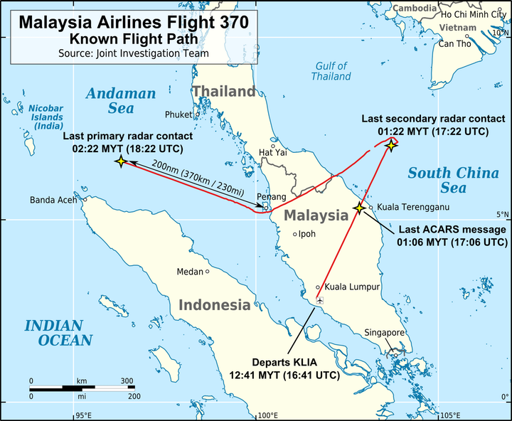 Content Dam Avi Online Articles 2018 07 Mh370 Flight Path