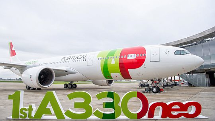 Airbus delivers first A330-900 to launch operator TAP Air Portugal