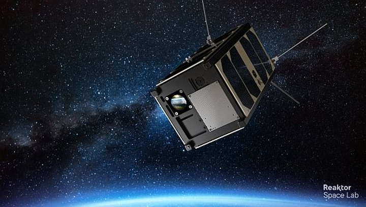 Finnish company launches nanosatellite with tiny hyperspectral camera to monitor climate change