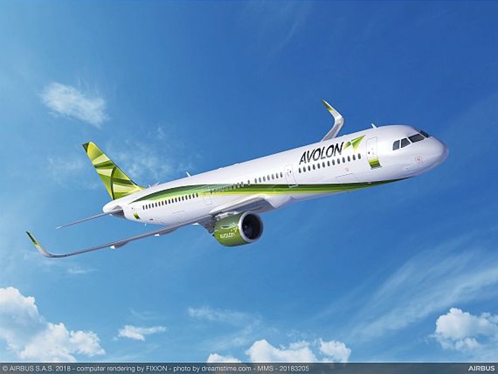 Avolon orders 100 new Airbus jets
