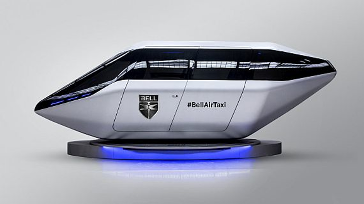 Bell and Moog ink deal on VTOL flight control actuation system for Bell's Air Taxi
