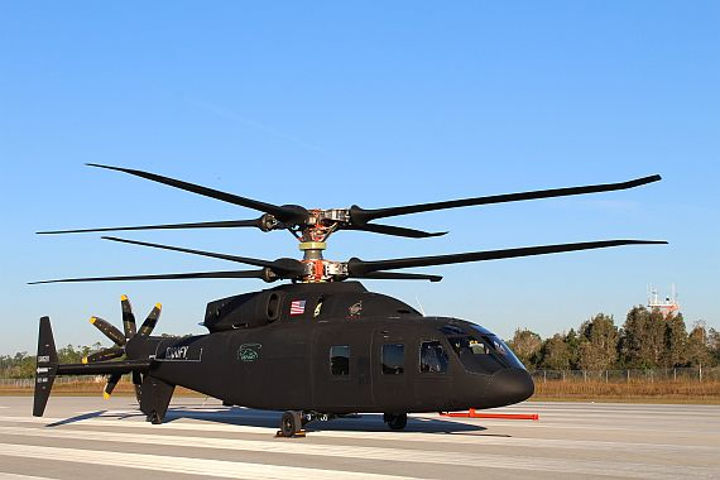 Sikorsky, Boeing provide first look at SB>1 DEFIANT helicopter
