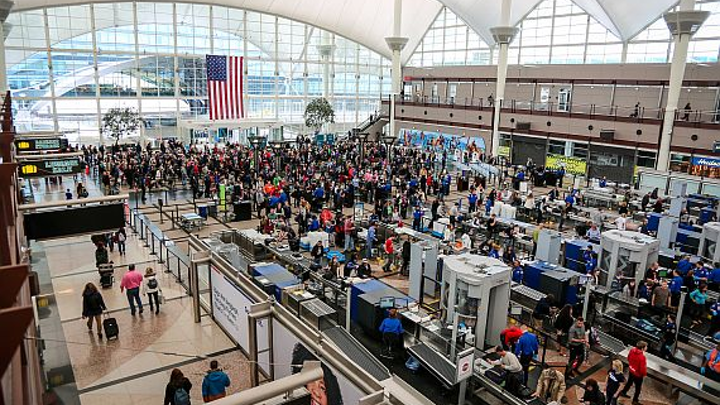 TSA and Denver International Airport unveil first of its kind AIT screening in the U.S.