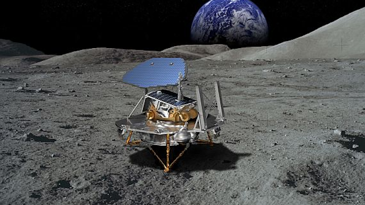 Lockheed Martin selected for NASA's Commercial Lunar Lander Payload Services contract
