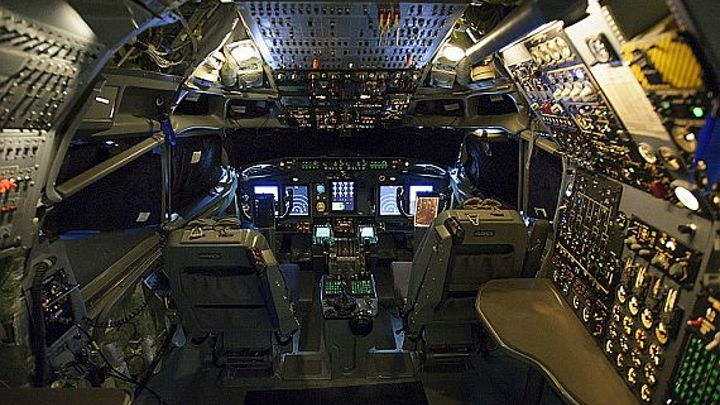 NATO fleet fully equipped with digital cockpits after Boeing completes AWACS upgrades