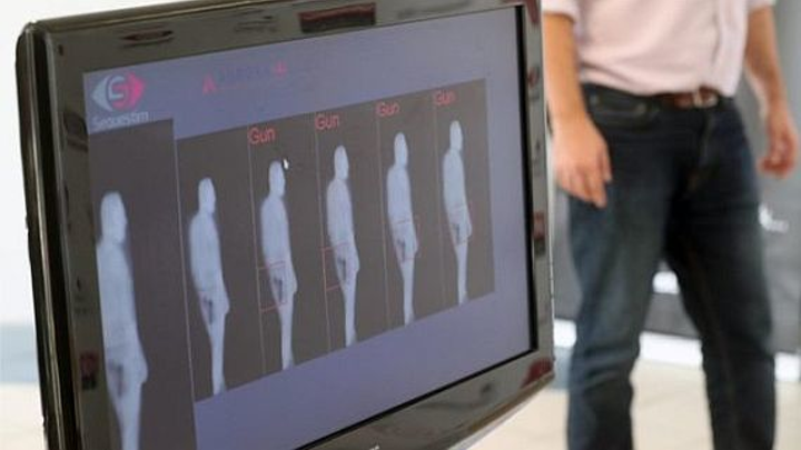 Cardiff Airport: Could space-age scanner cut queues?