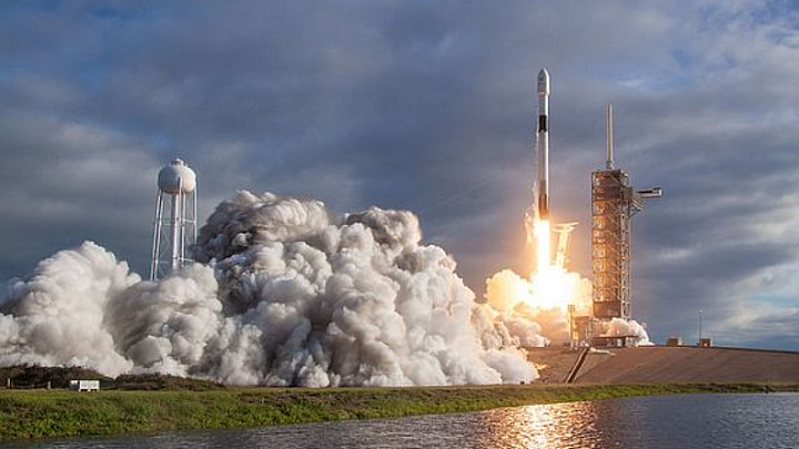 SpaceX launches Spaceflight SSO-A: SmallSat Express carrying 64 payloads to low Earth orbit