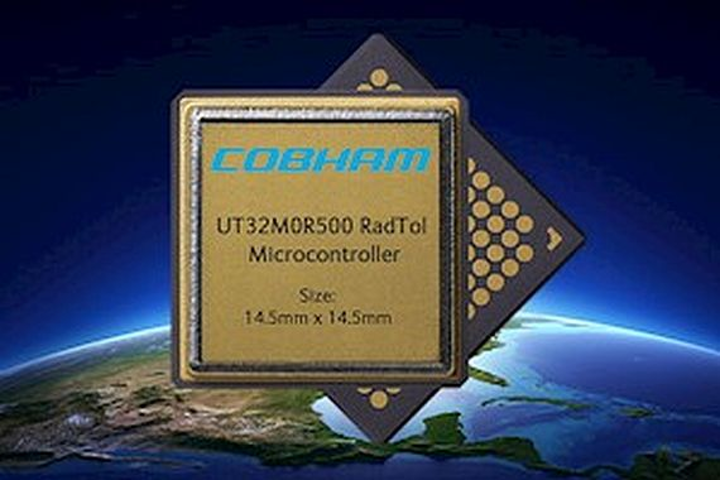 Cobham Announces QML Q/Q+ Qualification of their RadTolerant Microcontroller