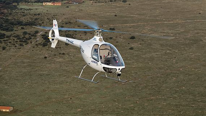 Airbus Helicopters VSR700 demonstrator flies unmanned