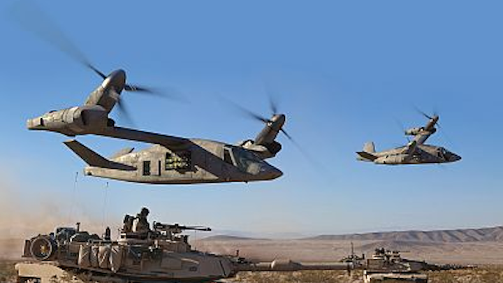 The Bell V-280 Valor successfully achieved its namesake optimal cruise speed of 280 knots