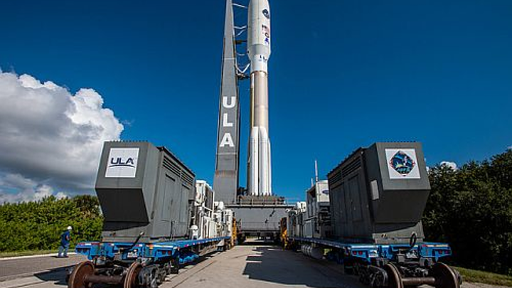 NASA awards United Lauch Services a contract for Lucy mission