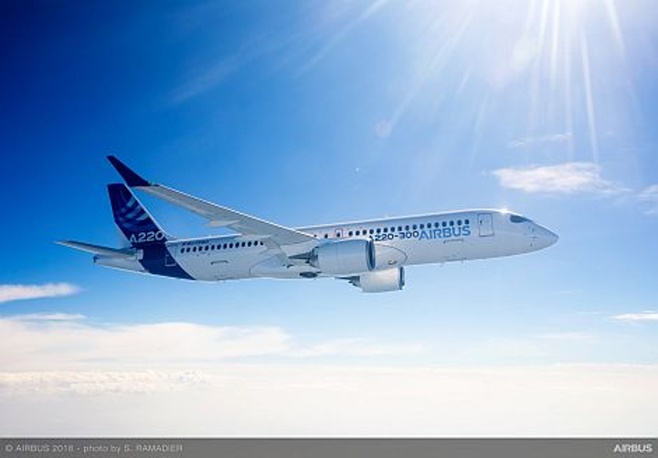 Airbus breaks ground on U.S. A220 manufacturing facility