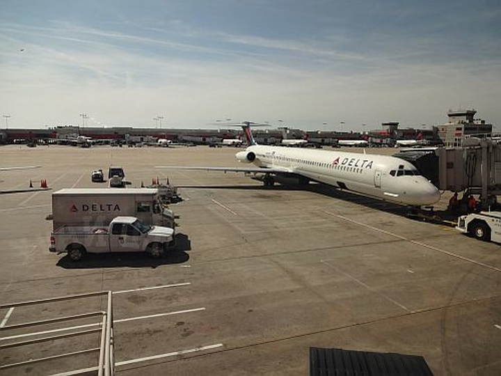 The shutdown is disrupting travel at America's biggest airports - and it's probably going to get worse