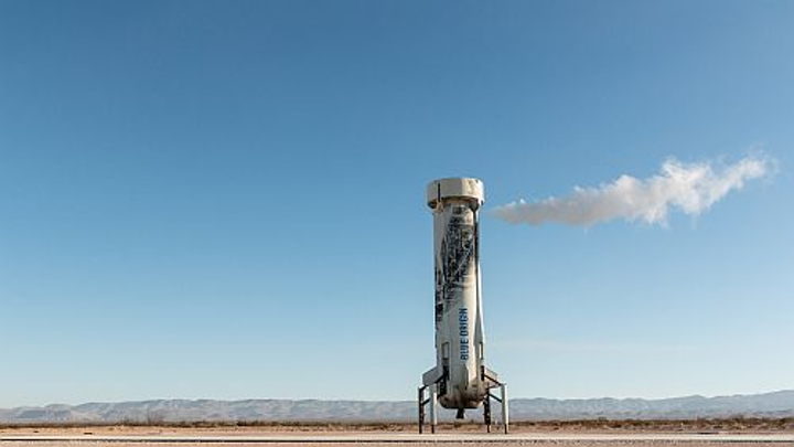 successfully flies eight NASA research and technology payloads to space