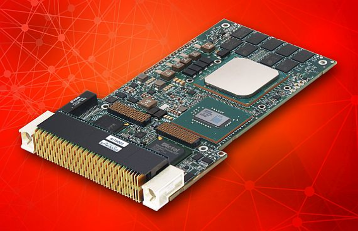 Enhanced data security achieved via integrated hardware and software resources on new 3U VPX SBC