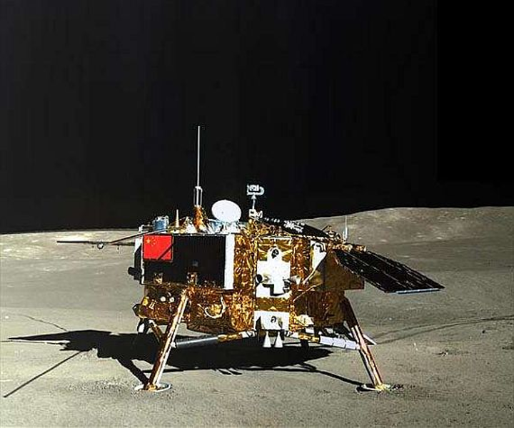 China's Chang'e-4 to take the far side of the moon's temperature for the first time