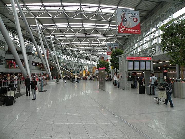 Hundreds of flights disrupted as security staff walk out of German airports