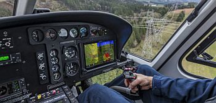 Garmin G500H TXi certified for VFR helicopters