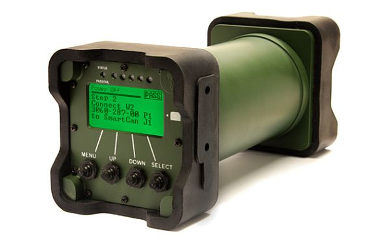 Marvin Test Solutions now shipping its new MTS-3060A, SmartCan Gen2 Universal O-Level Armament Test Set