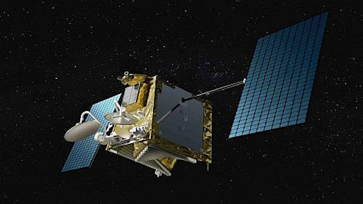 Airbus wins DARPA contract to develop small constellation satellite bus for Blackjack program