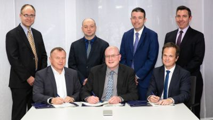 FADEC Alliance signs agreement with Lufthansa Technik to provide LEAP Engine asset management and MRO support