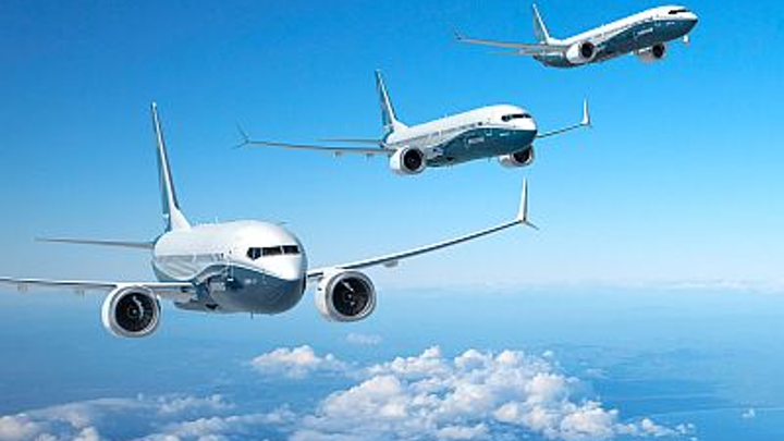Cobham signs contract with Boeing for connectivity hardware