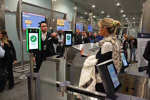 Passengers to Munich first to use facial recognition to board plane at Miami International