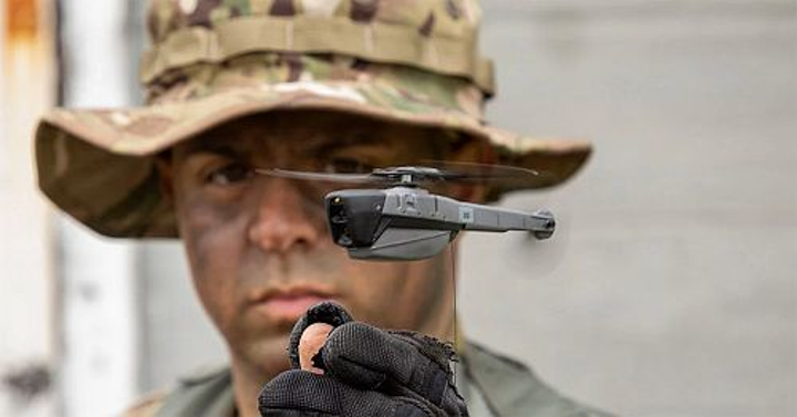 US Army orders additional personal reconnaissance UAVs for its Soldier Borne Sensor program from FLIR Systems