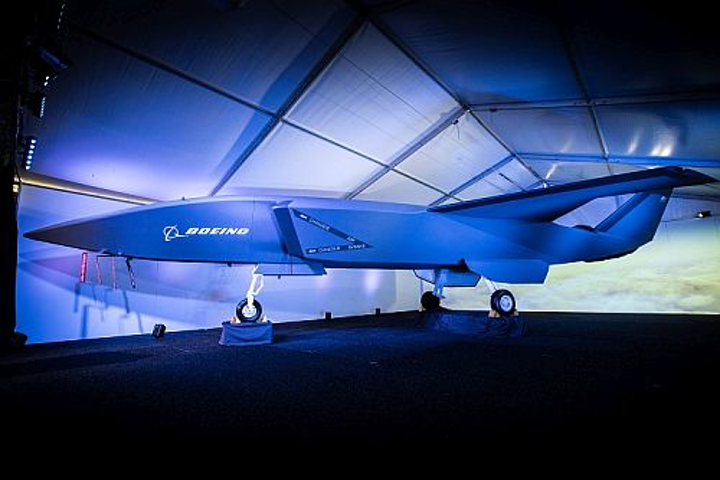 Boeing unveils new unmanned defense system