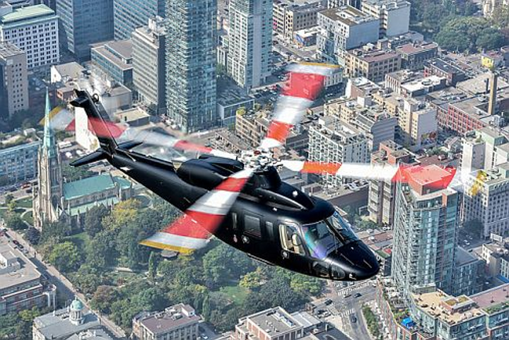 Fly Blade and Sikorsky announce agreement regarding on-demand urban helicopter service in New York City