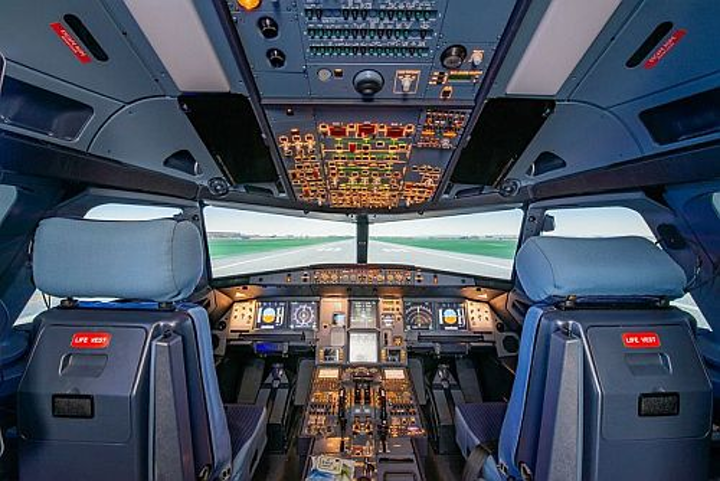 Anticipating the need for 25,000 new pilots in the next 20 years, Airbus builds training center in India