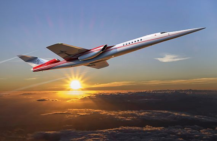 Aerion and Boeing team up on AS2 supersonic business jet
