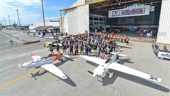 Airbus teams with Air Race E to create world's first electric airplane race series
