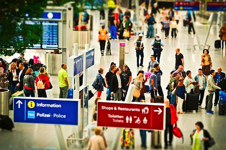 'Airport facilities' rank last in ACI survey of air passenger satisfaction, but shows increase overall compared to last year