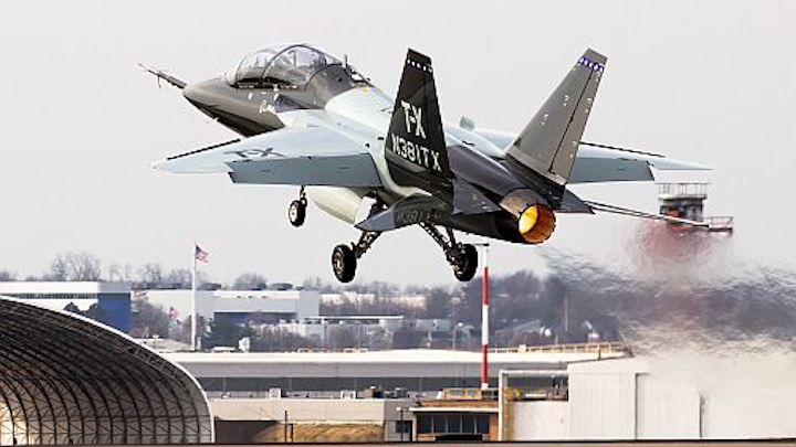 Collins Aeropace to provide ejection seat, landing gear system for Boeing T-X trainer jet