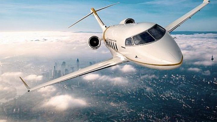Bombardier's new European mobile response aircraft enters into service