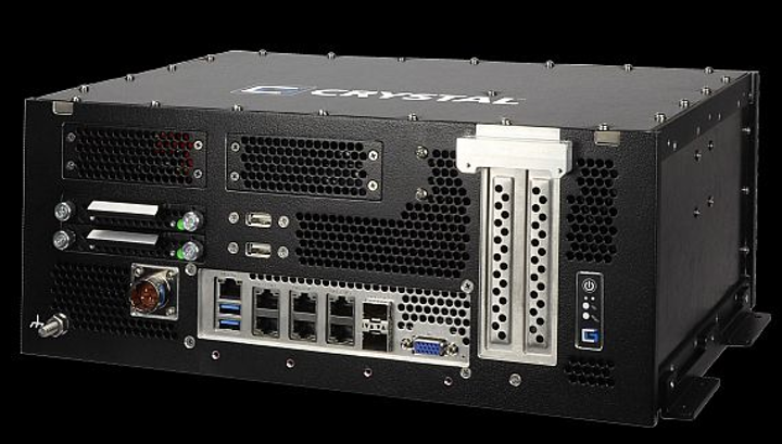 Crystal Group unveils new airborne rugged embedded computer