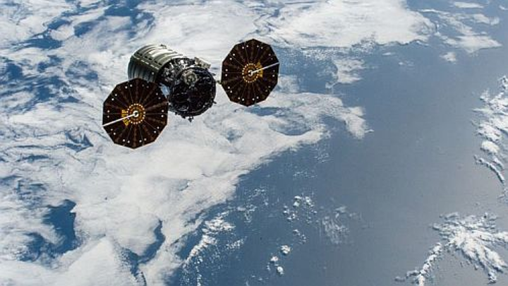 Northrup Grumman completes 10th space cargo supply mission