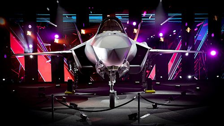 Royal Netherlands Air Force rolls out first Dutch operational F-35