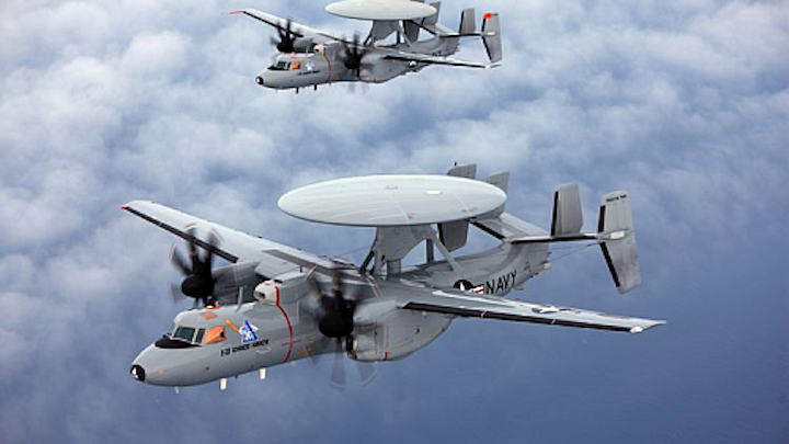 USAF awards Northrop Grumman with contract for the GPS modernization