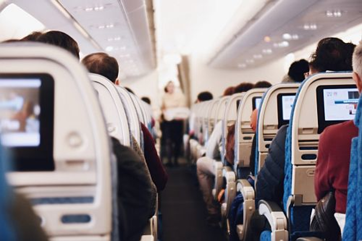 Is your airline secretly filming you? Carriers admit to cameras in seat-back screens