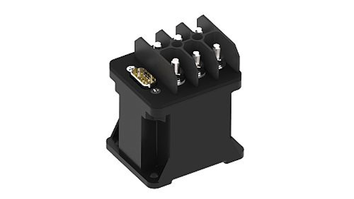 TE Connectivity introduces lightweight contactors for military and aerospace applications