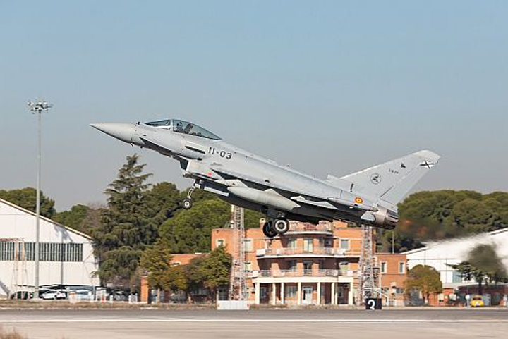 Airbus delivers first upgraded Eurofighter to Spanish Air Force