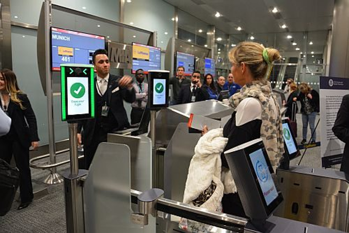Facial recognition can speed you through airport security, but there's a cost