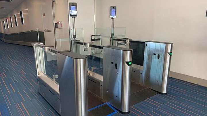 JetBlue taps Collins Aerospace to provide biometric facial scanning system at JFK International